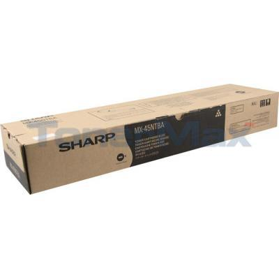 SHARP MX-3501N 4501N TONER CARTRIDGE BLACK